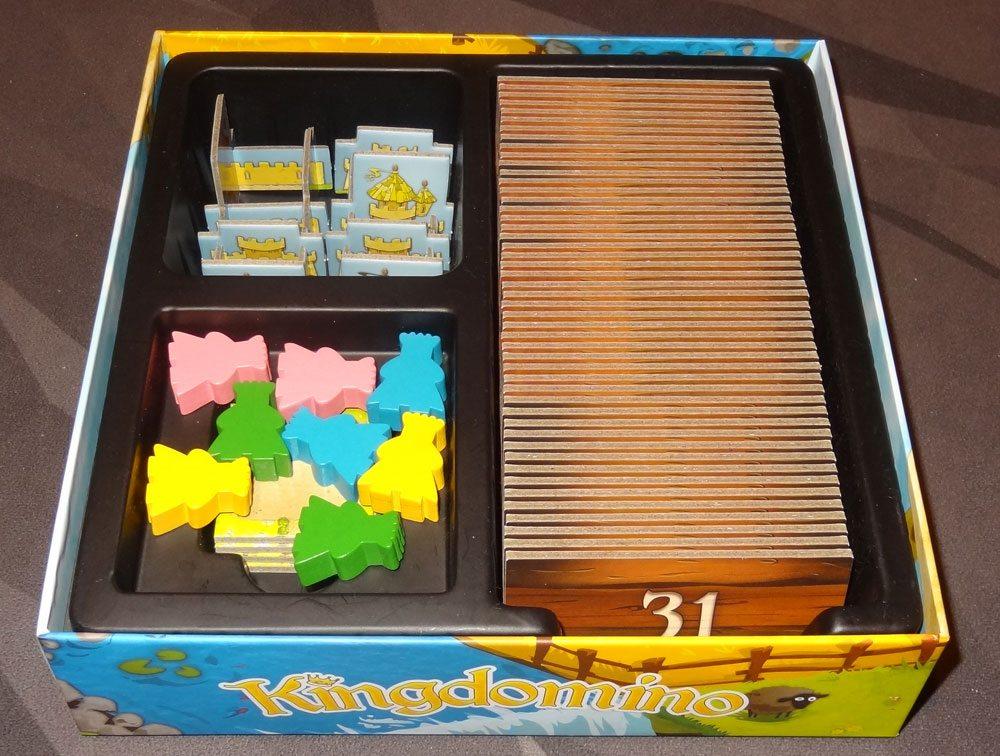 Kingdomino box