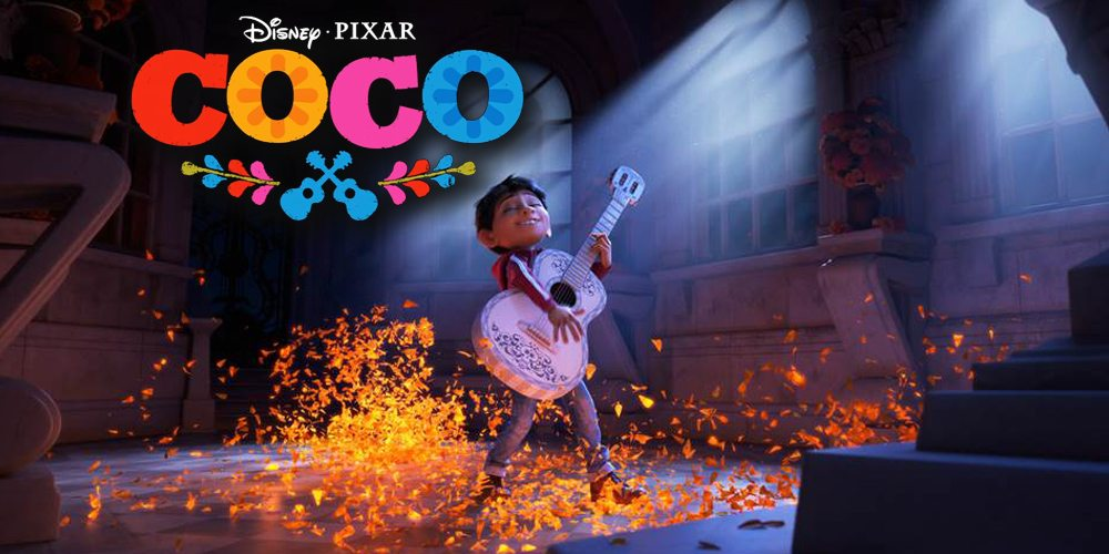 Pixar's new movie 'COCO'
