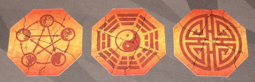 Wu Wei center octagon