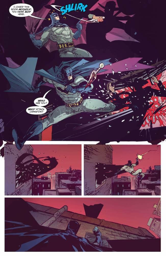 Batman/The Shadow Crossover