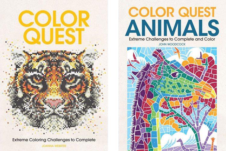 Color Quest books