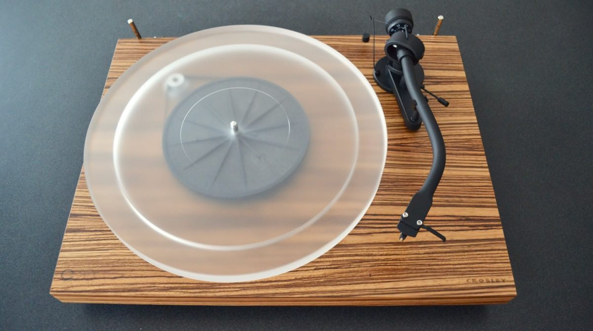 Crosley c20 turntable review