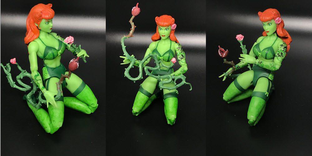 DC Bombshells Poison Ivy