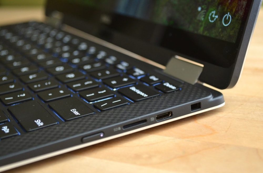 Dell XPS 13 2-in-1 laptop review