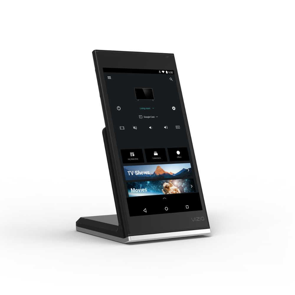M Series Tablet Remote. \ Image Provided By VIZIO