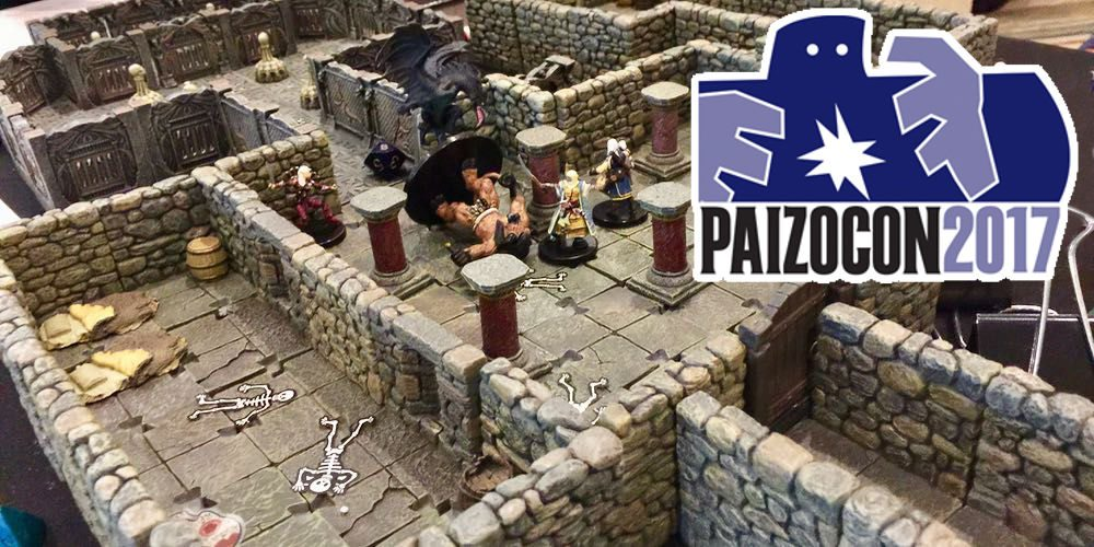 PaizoCon 2017 Image of Delve