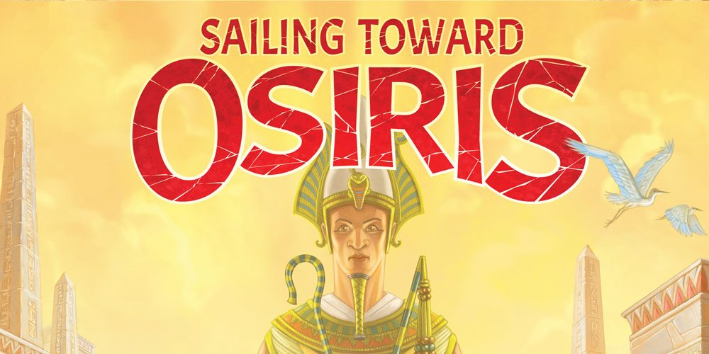 Sailing Toward Osiris - logo