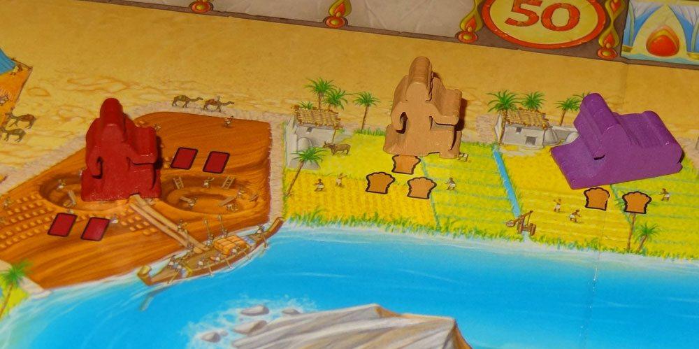 Sailing Toward Osiris harvesting resources