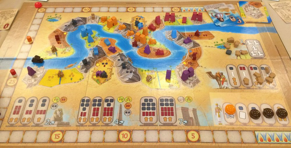 Sailing Toward Osiris end game