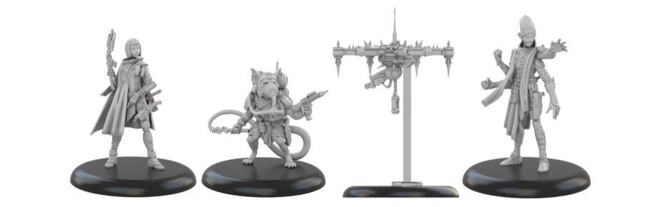 Starfinder Miniatures