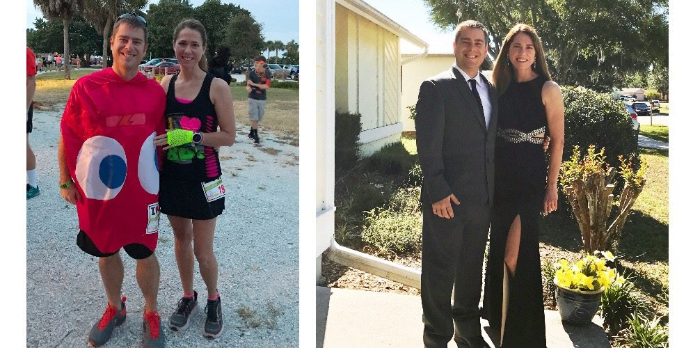 The Black Tux Before and After
