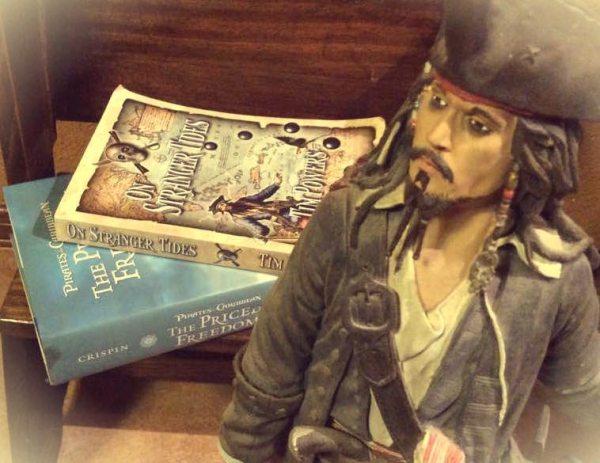 pirates novels