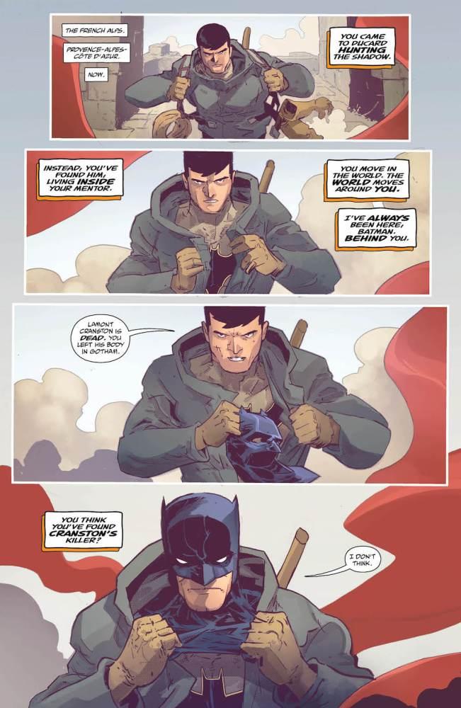 Batman/The Shadow #2, 2017