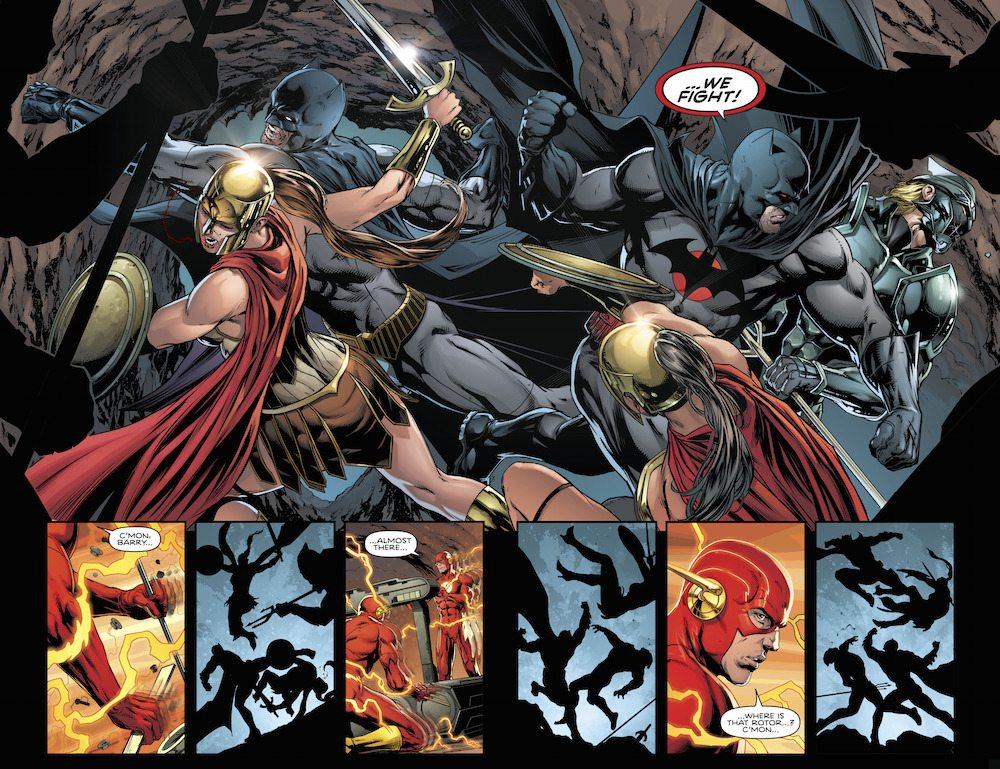 Batman, Flash, Flashpoint, Thomas Wayne