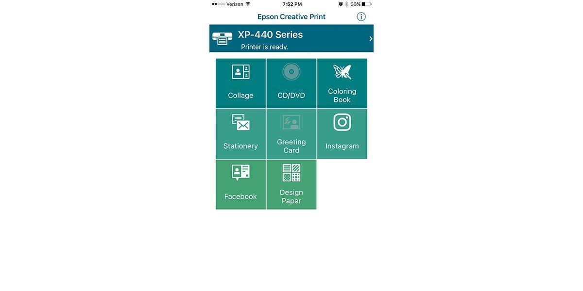 Epson Creative App \ Image: Dakster Sullivan