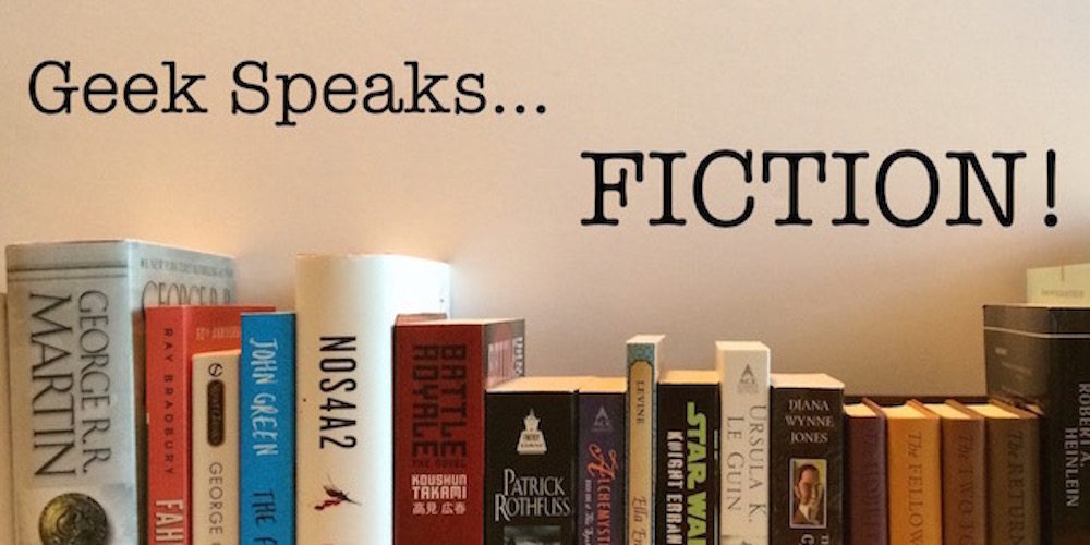 Geek Out with SF/F writers