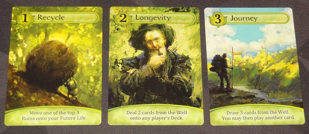 Karmaka green cards