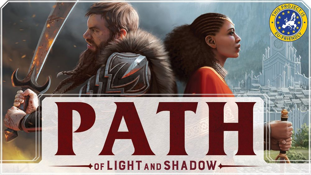 Path of Light and Shadow