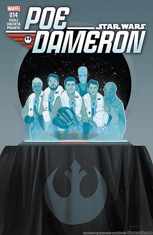 Poe Dameron #14, Image: Marvel