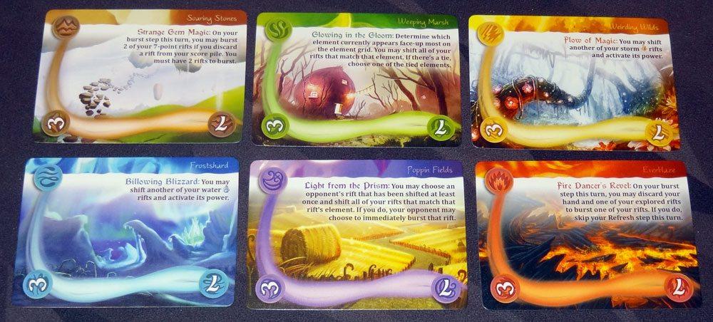 Riftwalker rift cards