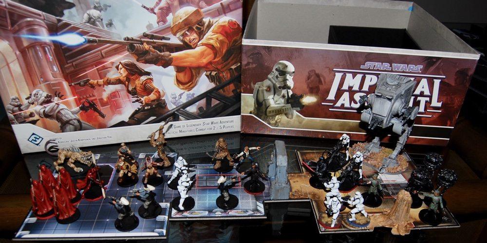 Imperial Assault Star Wars