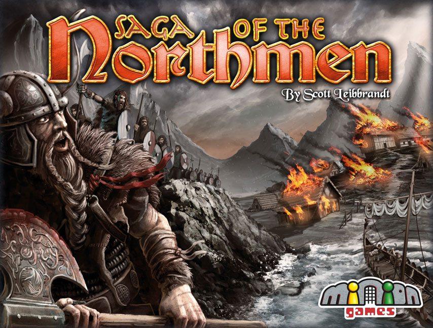 Saga of the Northmen cover