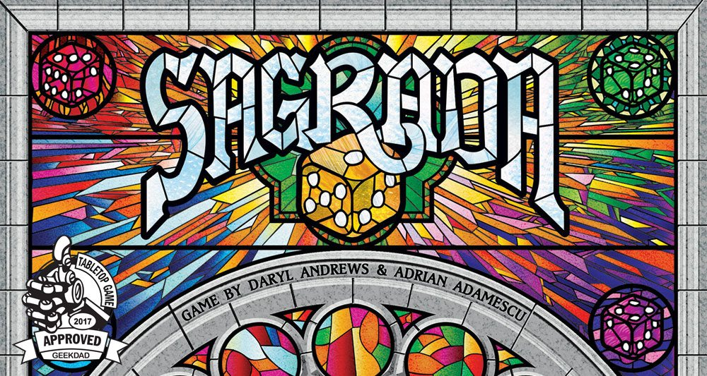 Sagrada banner - GD Approved