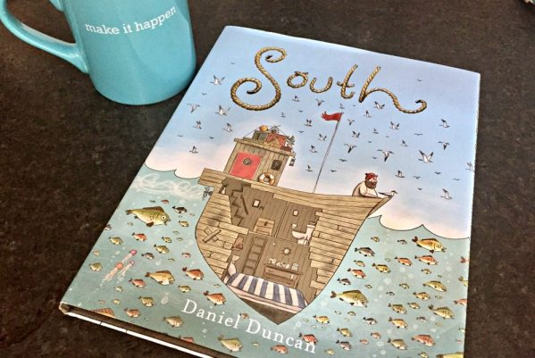 'South' Is a Sweet Story of an Unlikely Friendship | Caitlin Fitzpatrick Curley, GeekMom