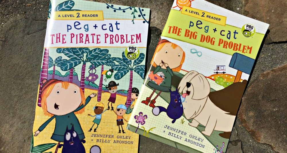 The Peg + Cat Series: Stealth Math At Its Best! Caitlin Fitzpatrick Curley, GeekMom