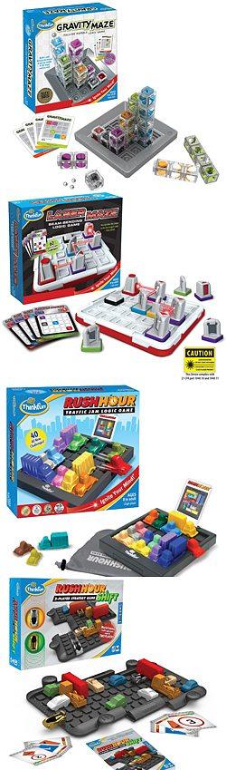 ThinkFun Puzzle Components, Image: ThinkFun