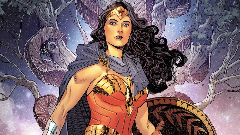 Greg Rucka, Wonder Woman