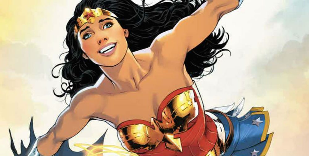 Nicola Scott, Greg Rucka have a final story in WW Annual #1