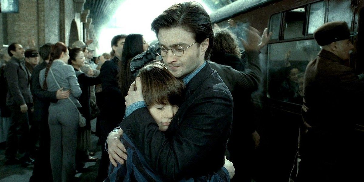 20 years with Harry Potter