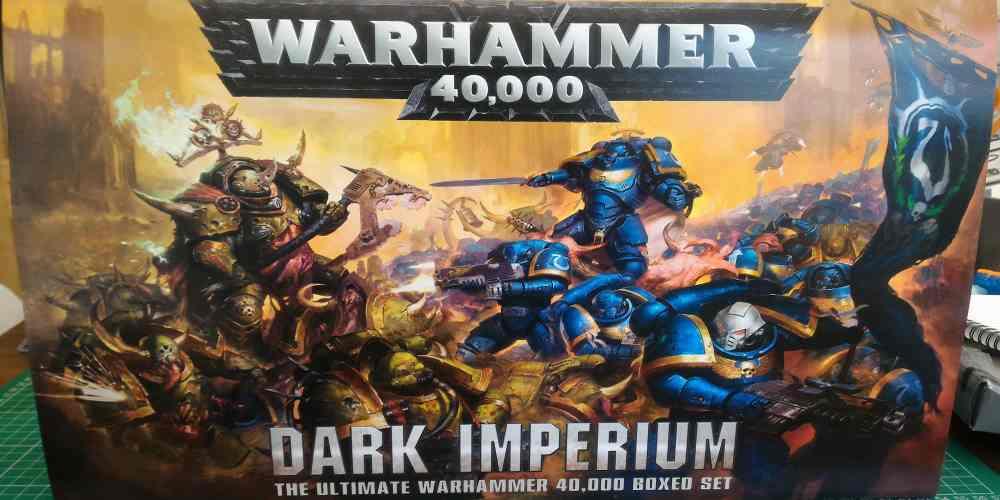 Warhammer: Dark Imperium