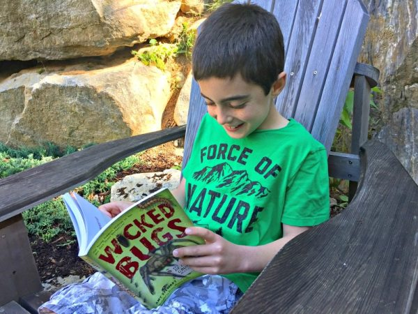 A Creepy-Crawly 'Wicked Bugs' Summer Book Club for Families | Caitlin Fitzpatrick Curley, GeekMom