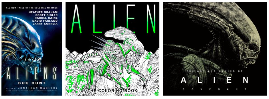 Alien Book Feature Image
