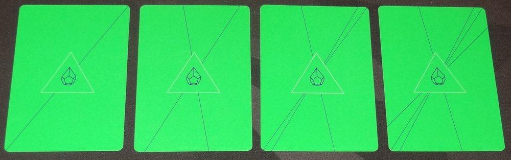 Aura card backs