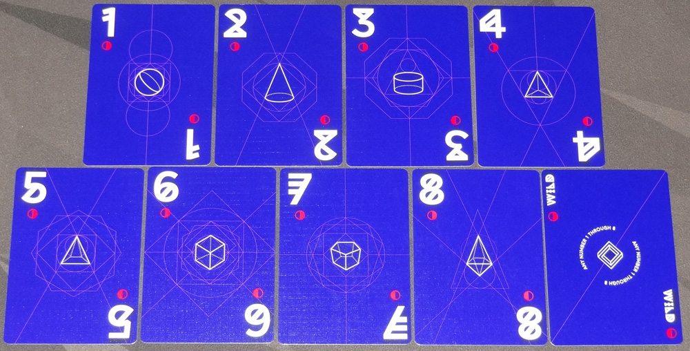 Aura card values