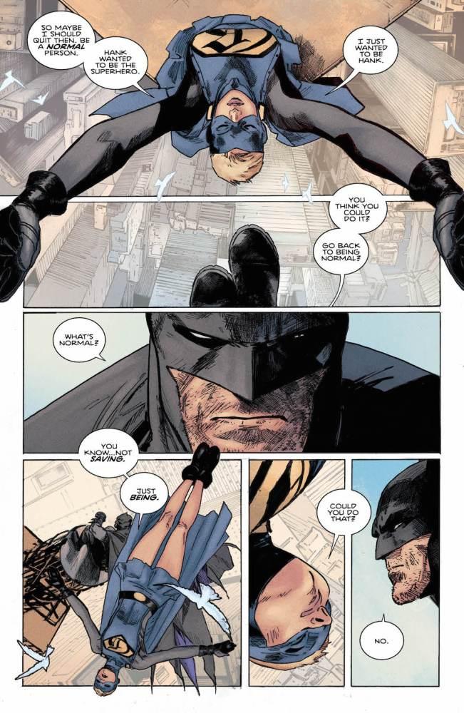 Batman #24, Tom King, David Finch