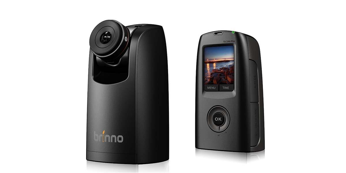 Brinno Time Lapse Camera \ Image: Brinno