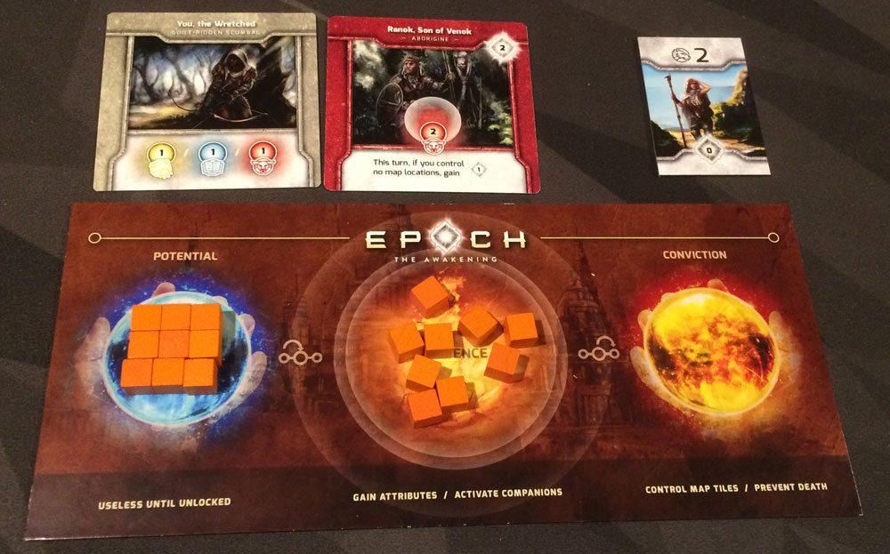 Epoch: The Awakening player setup