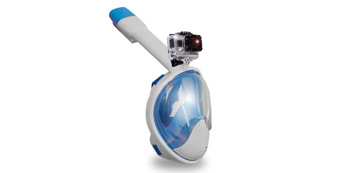 H20 Voyager Snorkel Mask \ Image: H20