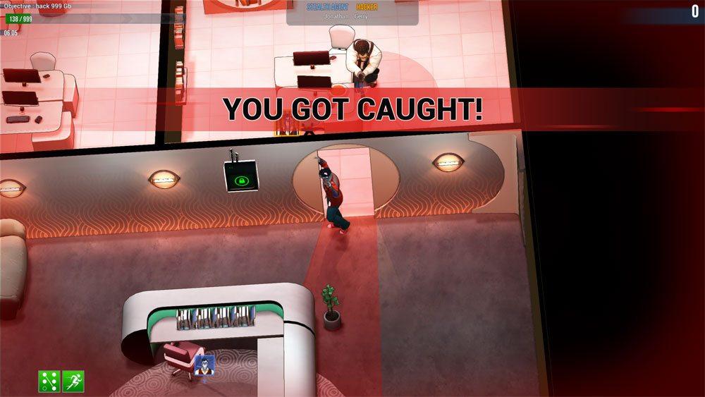 Hacktag - Caught screenshot