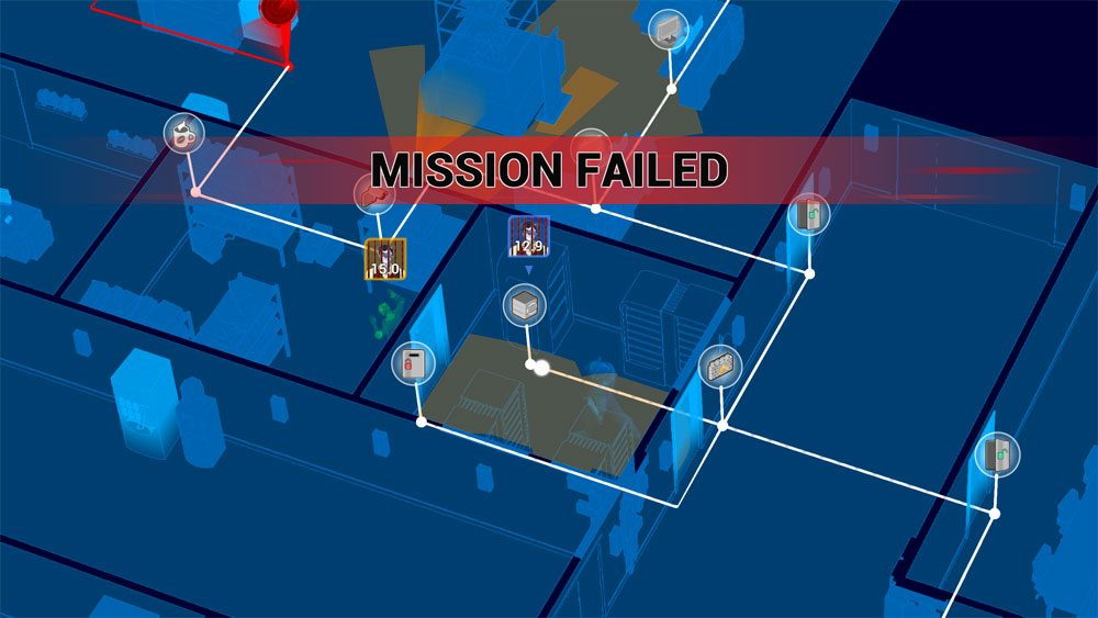 Hacktag mission failed screen