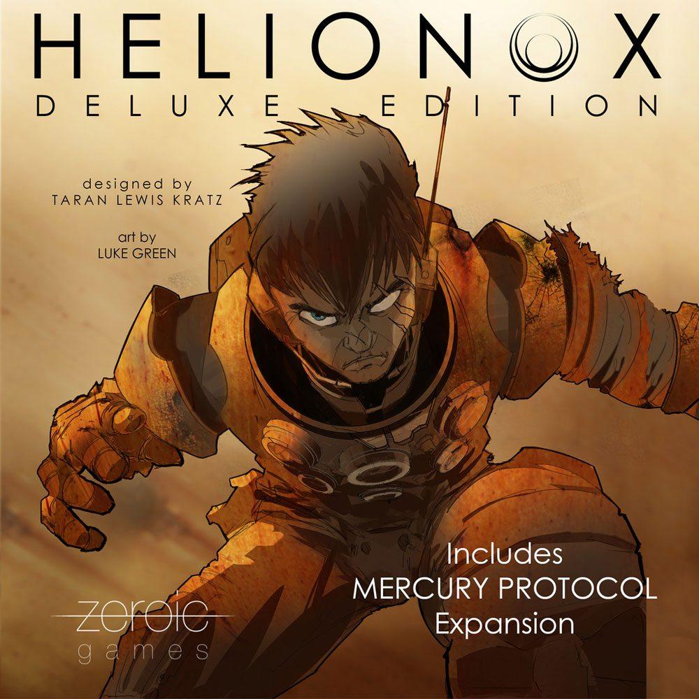 Helionox cover