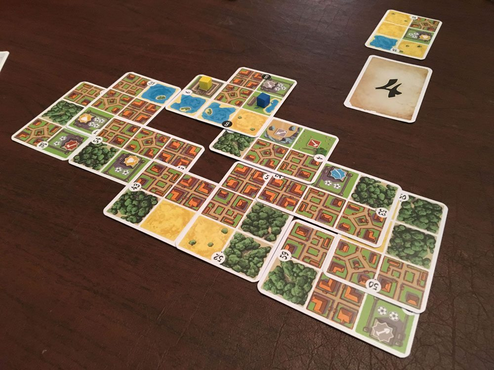 Players Are Lords /& Ladies of Noble Houses Seeking New Lands Fame and Fortune~NEW~Sealed HONSHU~A Mapbuilding Game Set In Feudal Japan