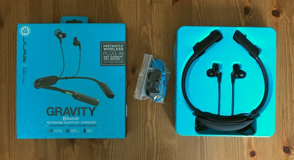 JLab Gravity Bluetooth Neckband review
