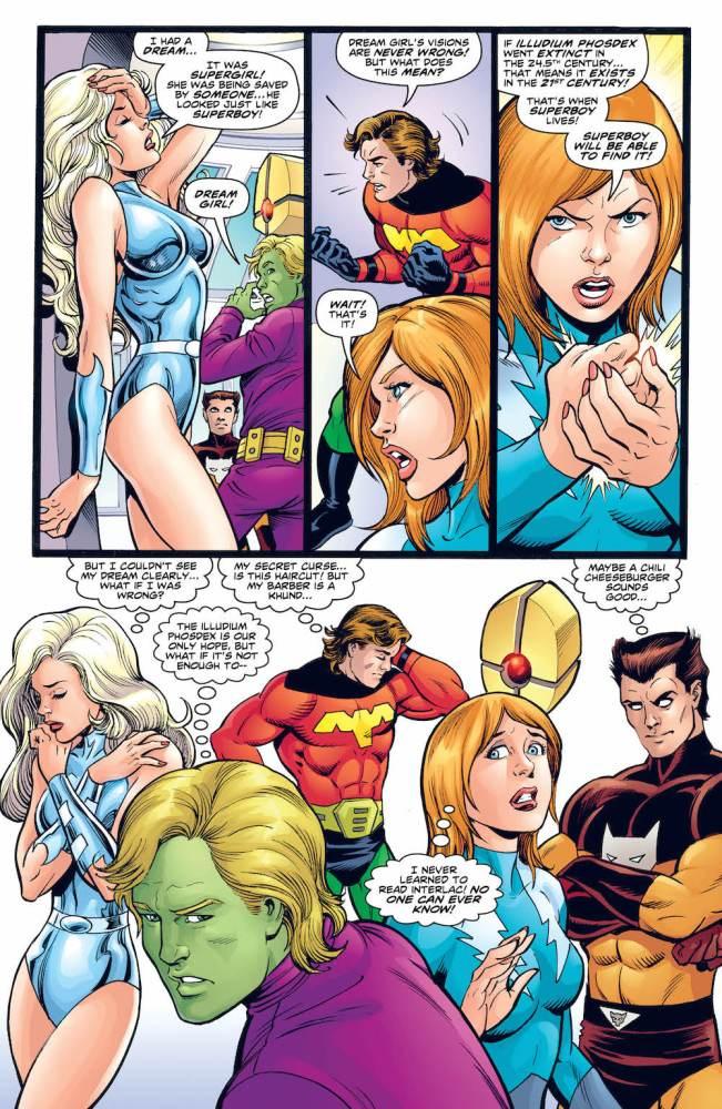 Legions of Super-Heroes/Bugs Bunny #1