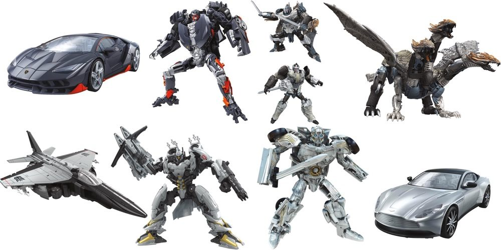 Last Knight Summer Movie Toys