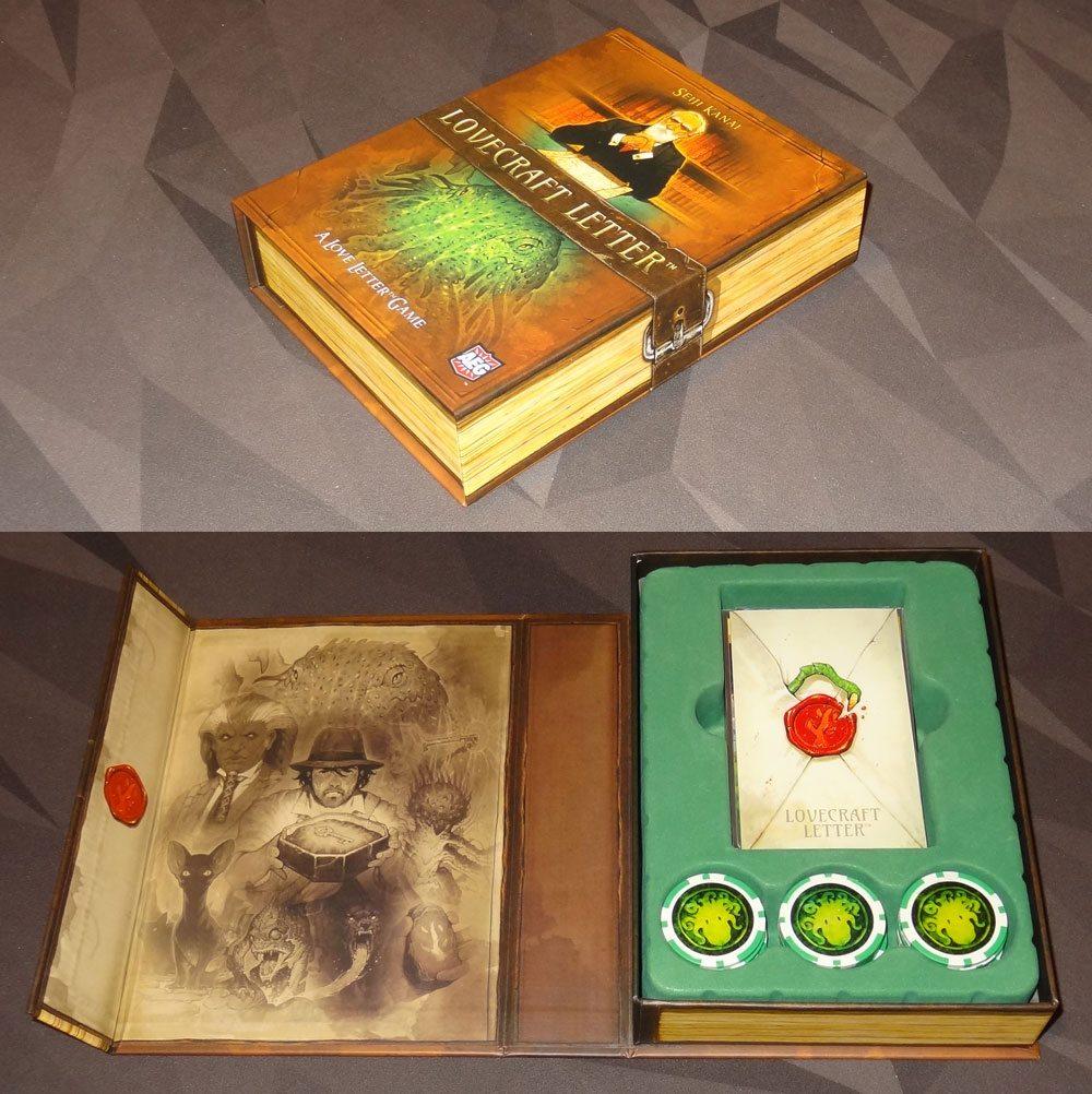 Lovecraft Letter box